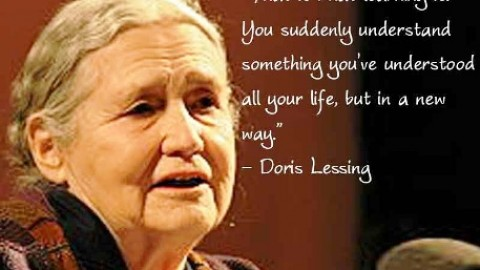 10 'Doris Lessing Key' Quotes (Author of The Golden Notebook)