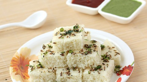 3 Dhokla Delicious Recipe's to Try at Home