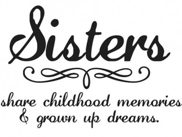 Sisters Day 20
