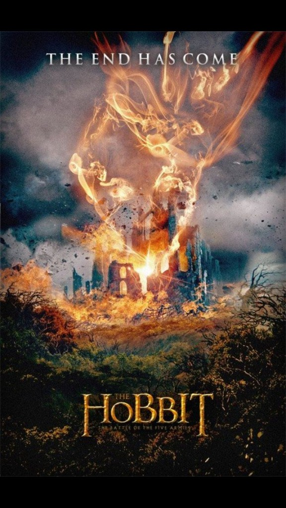 Watch 'The Hobbit: The Battle of the Five Armies' Official Teaser Trailer [HD]
