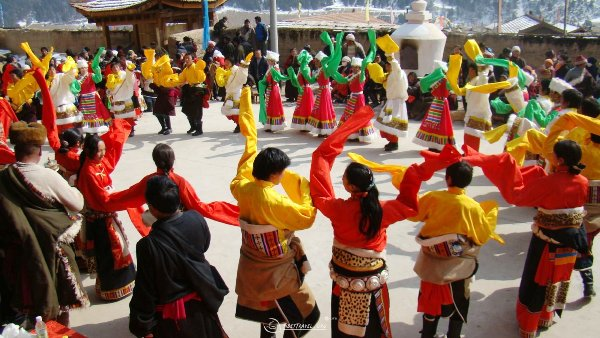 The colorful festivals of Ladakh
