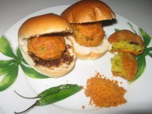 My Mumbai And My Vada-Pav!