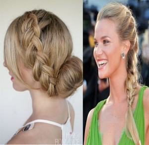 Chic hairdos for the chillyscenes