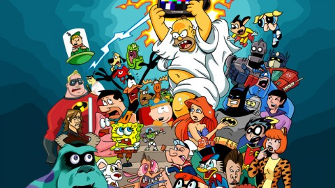 The Top 8 Best Cartoon Shows of All Time!