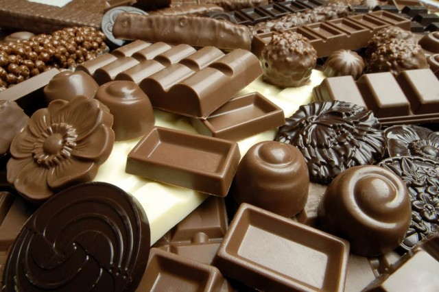 The Love For Chocolates