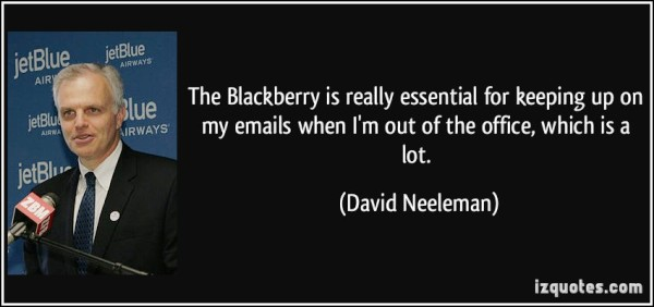 10 Splendid Quotes Of 'David Neeleman' To Inspire Your Life
