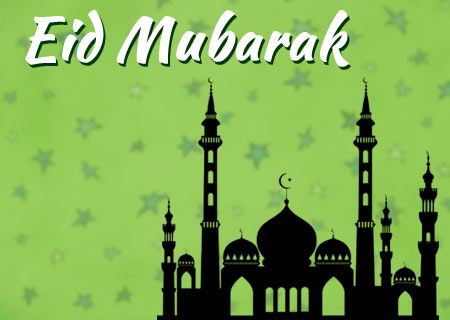 Top 5 Superb English Eid SMS Collection for Eid Ul Fitr 2014