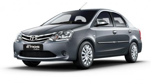 """The new Toyota """"Etios Xclusive"""" Limited edition"""