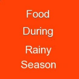 8 Foods You Need To Avoid To Stay HEALTHY This Monsoon!