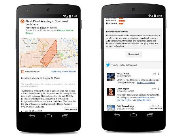 Google And Twitter Will Now Show Public Disaster Alerts