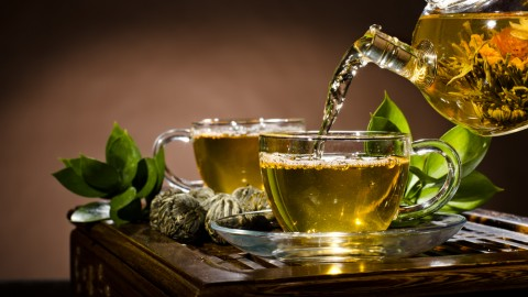 Amazing Benefits of Green Tea