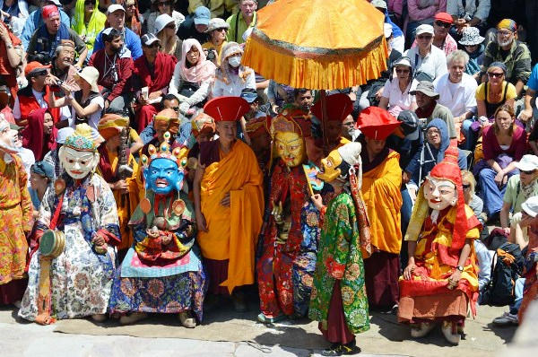 Hemis Festival 2014 HD Wallpapers, Images, Wishes For Pinterest, Instagram