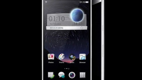 Oppo N1: Smartphone With A Rotating Camera