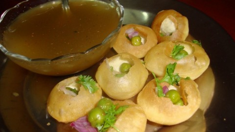 Why Eating Panipuri will Boost your Mood!