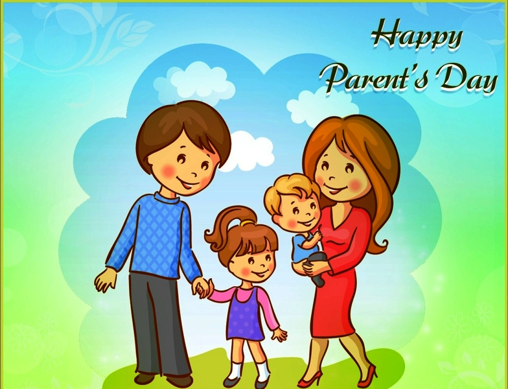 Happy Parents' Day 2014 HD Images, Pictures, Greetings, Wallpapers Free Download
