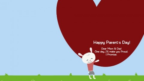 Celebrate Parents Day SMS, Messages In English|Parents Day Greetings And Wishes 2014
