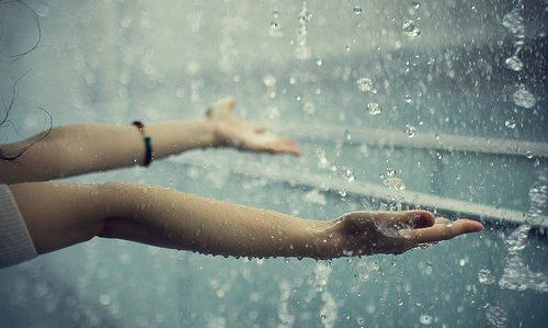 Rains In My City <3 <3 Mumbai City Finally Blessed By The God Of Rain's!