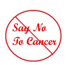say no 2 cancer