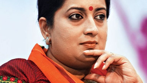 5 Amazing Facts About HRD Minister Smriti Irani You Had No Idea About