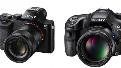 Sony Launches Three New Cameras In India