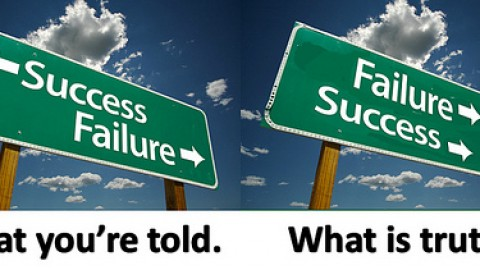 """Everyone fails in one way or another but what is important is """"How We Get Up After Failing?"""""""
