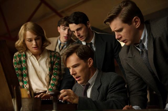Watch First Official Trailer Of 'The Imitation Game' (2014) - Benedict Cumberbatch Movie HD