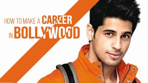How to make a career in Bollywood?
