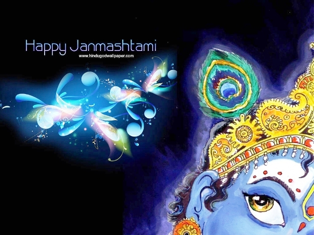 Happy Janmashtami  2014 HD Images, Pictures, Greetings, Wallpapers Free Download