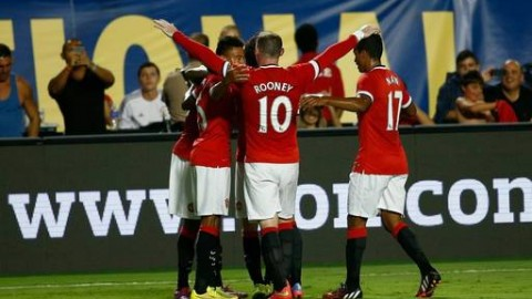 Manchester United 3-1 Liverpool: Louis van Gaal's team wins International Champions Cup
