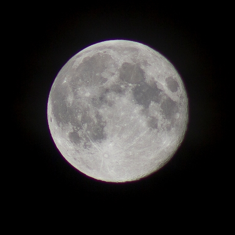 August Full Moon Day 1