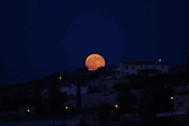 August Full Moon Day 2