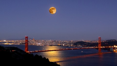 2014 August Full Moon Day Facebook Greetings, WhatsApp HD Images, Wallpapers