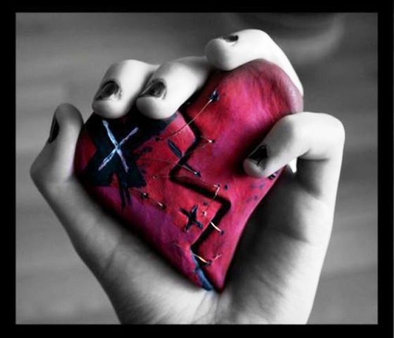 Broken Heart SMS, Text Messages, Sad Messages