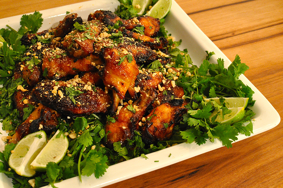 Finger Licking Caramelized Baked Chicken Wings Recipe!