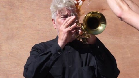 Watch David Lynch's ALS Ice Bucket Challenge