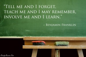 EmilysQuotes.Com-Intelligence-teach-learning-Benjamin-Franklin