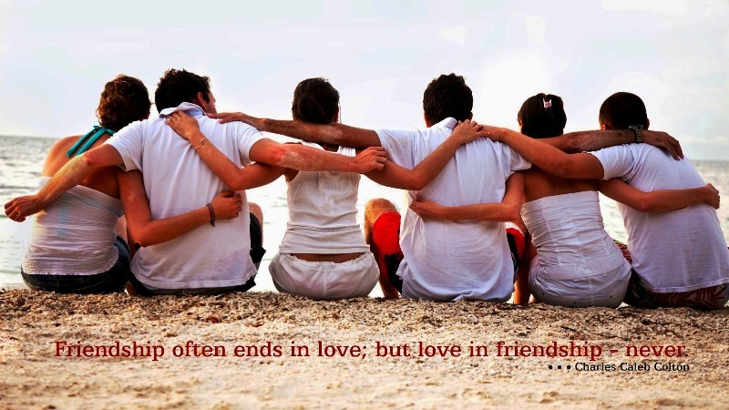 Happy Friendship Day 2014 Greetings Cards, 3D Wallpapers, HD Images Free Download