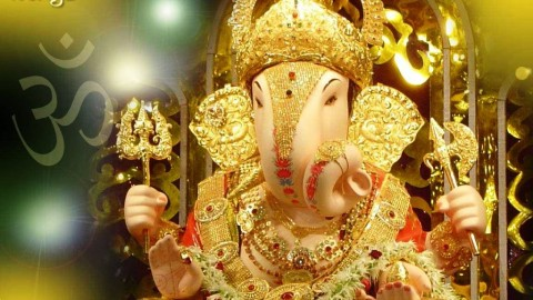 2014 Ganesh Chaturthi HD Images, Wallpapers For Whatsapp, Facebook