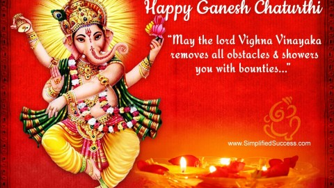 2014 Ganesh Chaturthi Facebook Greetings, WhatsApp HD Images, Wallpapers
