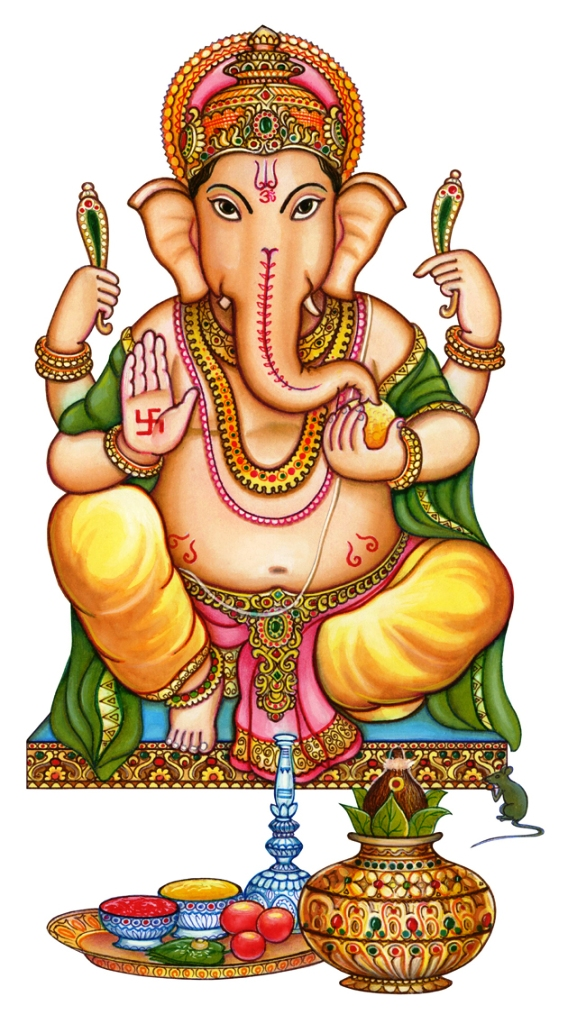 Happy Ganesh Chaturthi 2014 HD Images, Greetings, Wallpapers Free Download