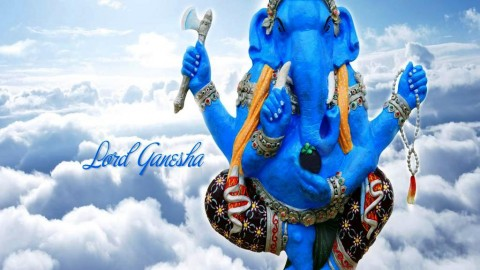 Amazing Ganesh Chaturthi 2014 Images, Wallpapers, Photos, Pictures For Facebook And WhatsApp