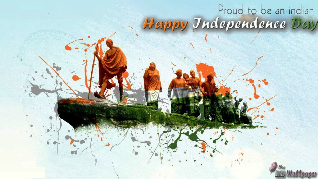 Happy 15 August  HD Images, Greetings, Wallpapers Free Download