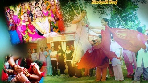 2014 Teej / Hariyali Teej Facebook Photos, WhatsApp Images, HD Wallpapers, Pictures