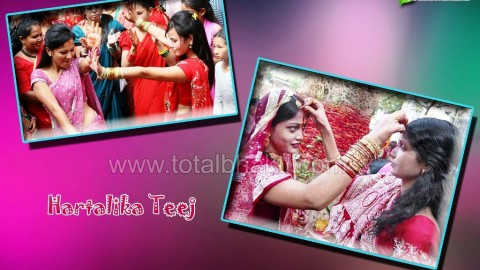 Happy Hartalika Tritiya 2014 HD Wallpapers, Images, Wishes For Pinterest, Instagram
