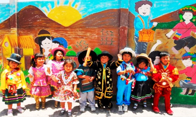 Happy Day of the World's Indigenous People 2014 HD Images, Greetings, Wallpapers Free Download