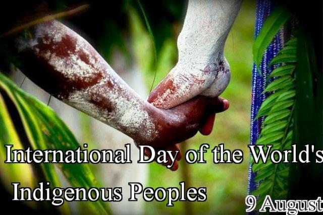 Indigenous People Day 1
