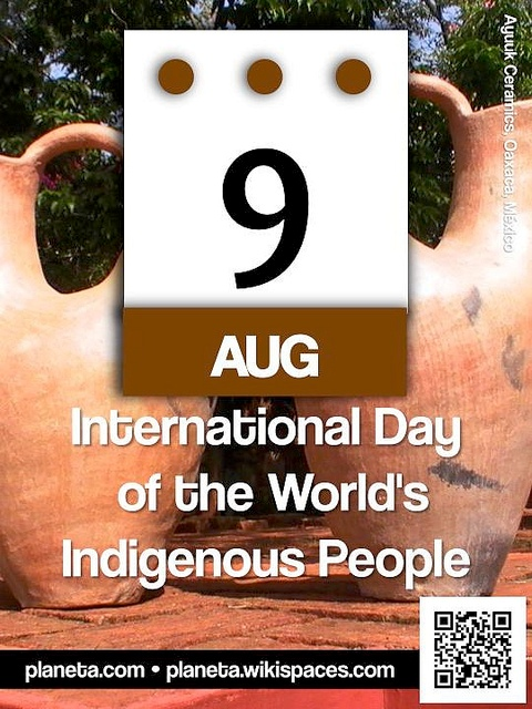 Happy World's Indigenous People Day 2014 HD Images, Pictures, Greetings, Wallpapers Free Download