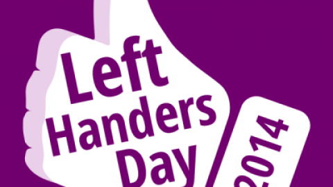 Happy International Lefthanders Day 2014 HD Images, Greetings, Wallpapers Free Download