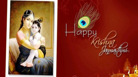 2014 Janmashtami  Facebook Photos, WhatsApp Images, HD Wallpapers, Pictures
