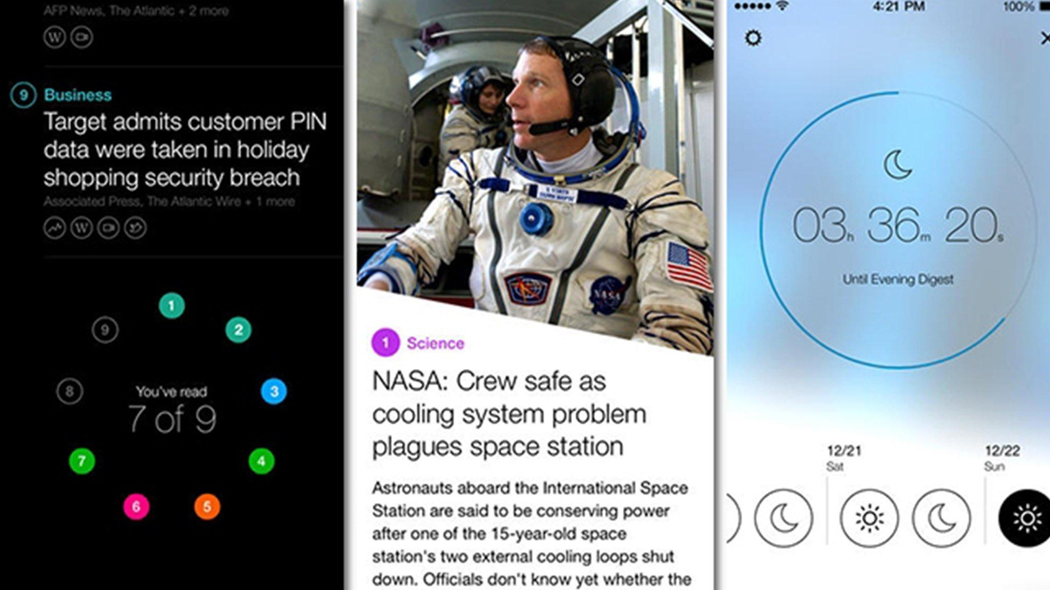 Yahoo launches news aggregation and summary app 'News Digest'. I